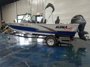 Alumacraft 175 LE 2016 new