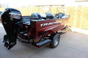 TRACKER 2015 COMBO 175