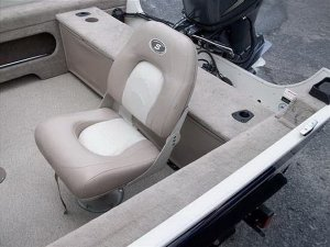 Лодка Smoker Craft pro Angler 2007