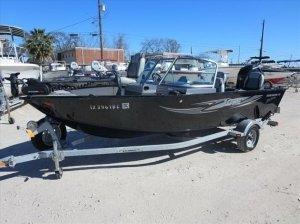 Lowe Fishing Machine 165 2013