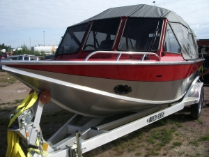 Катер North river Commander 22 2008